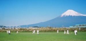 fuji cricket