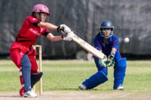 Shizuka batting 2