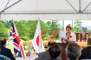 ジュリア・ロングボトム駐日英国大使