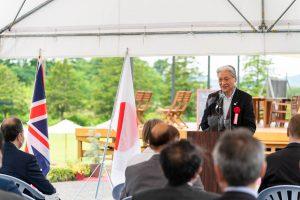 福田富一栃木県知事